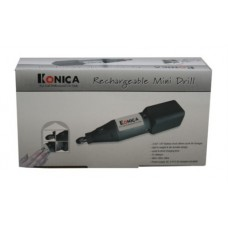 KONICA RECHARGEABLE MINI ROTARY TOOL (7,000RPM - 15,000RPM)