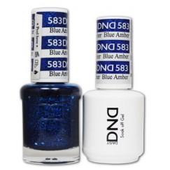 DND - BLUE AMBER