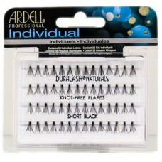Ardell Knot-Free Individual  Black Lashes