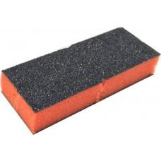 DIXON 2-SIDES DISPOSABLE ORANGE 100/100 BLACK GRIT (500PCS)